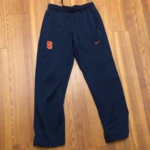 Other - SYRACUSE ATHLETIC PANTS MENS SMALL THERMA FIT